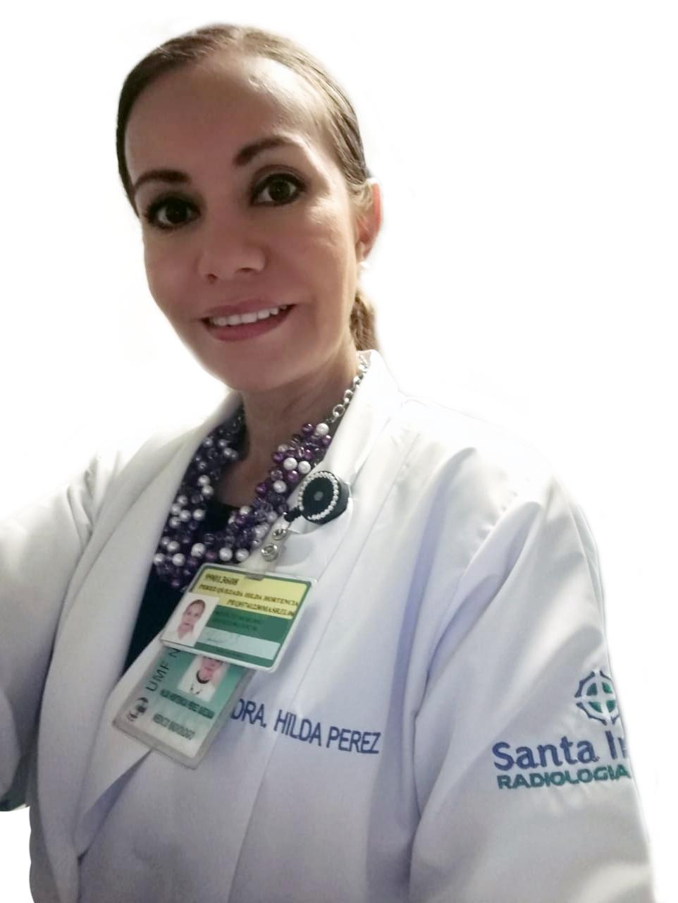 Dra. Hilda Hortensia Perez Quezada